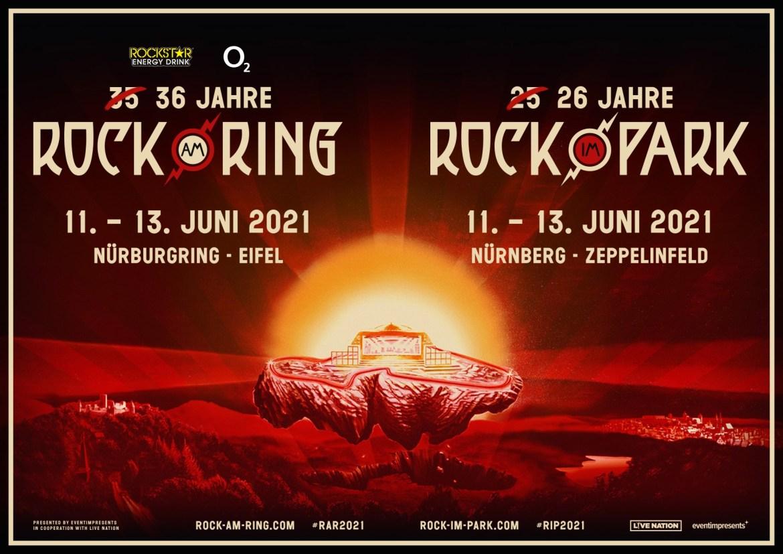 Rock Am Ring Fernsehübertragung 2021