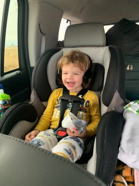 Road Trip with Toddlers 2
