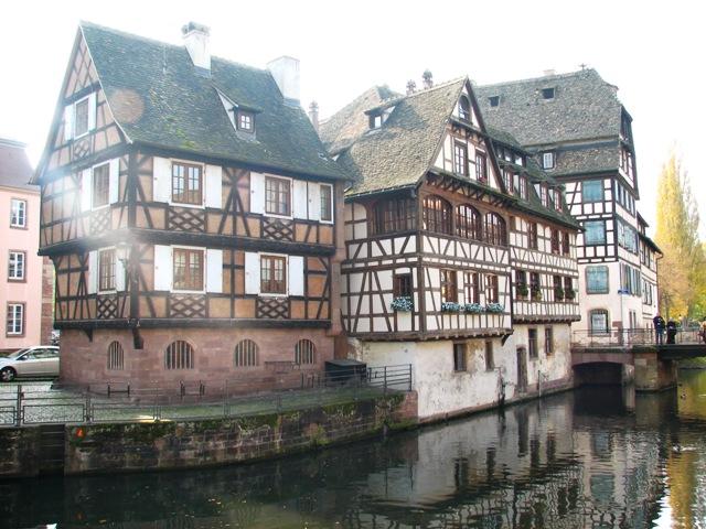 strasbourg photos of the Petit France Quarter