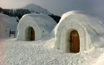 Igloo Village - Coolest Earth