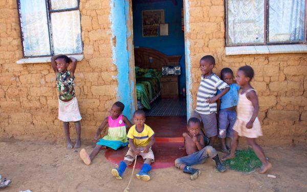 Zuli Village in South Africa