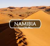 places to visit in Namibia for wildlife, nature and adventure