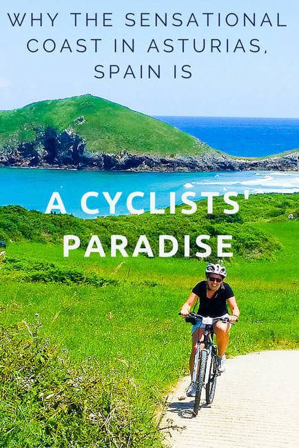 Adventure Cycling in Asturias, Northern Spain
