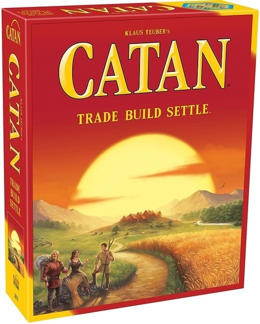 Settlers of Catan, Germany's most popular board game