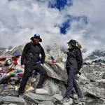 How does altitude affect you when hiking to Everest Base Camp?