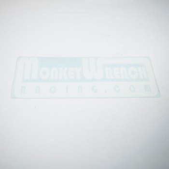 MWR-DECAL10X35WHT-mwr
