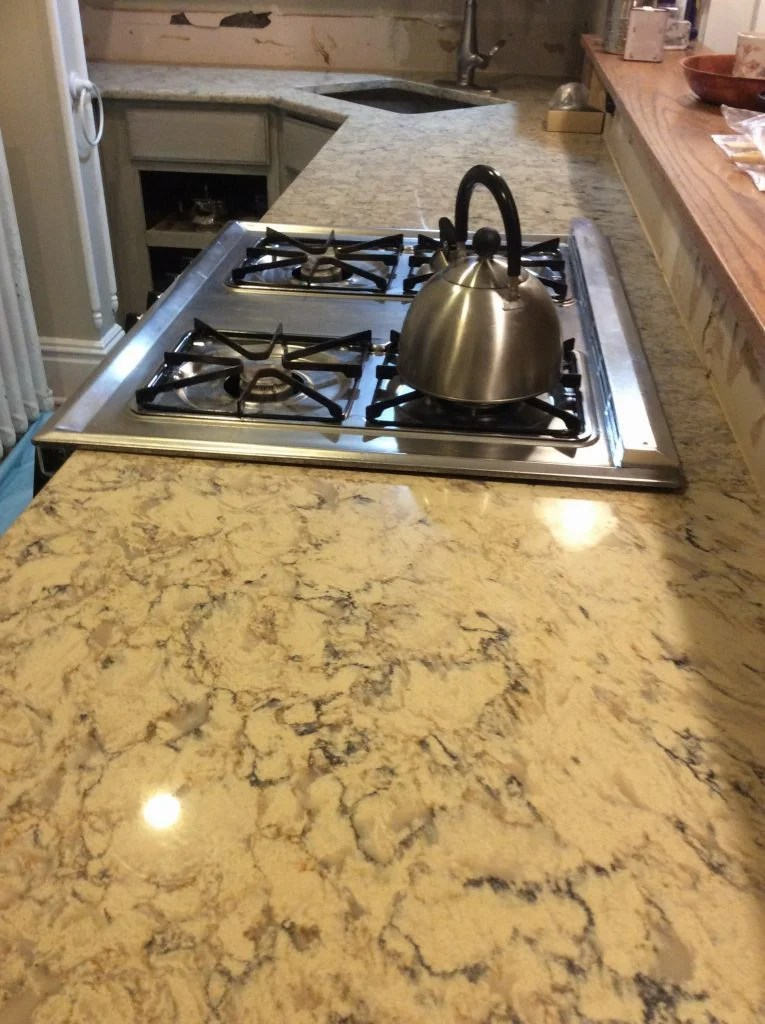 Kitchen Countertop Replacement Morristown  Monks Home Improvements