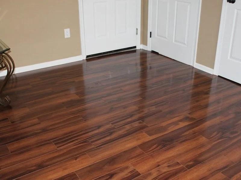 Floating Hardwood Floor Install in Basking Ridge NJ