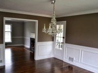 Picture Frame Molding, Interior Painting and Hardwood ...