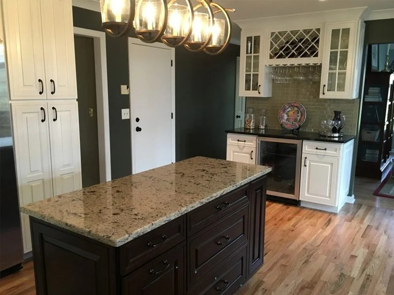 Kitchen Remodel Madison  Monks Home Improvements