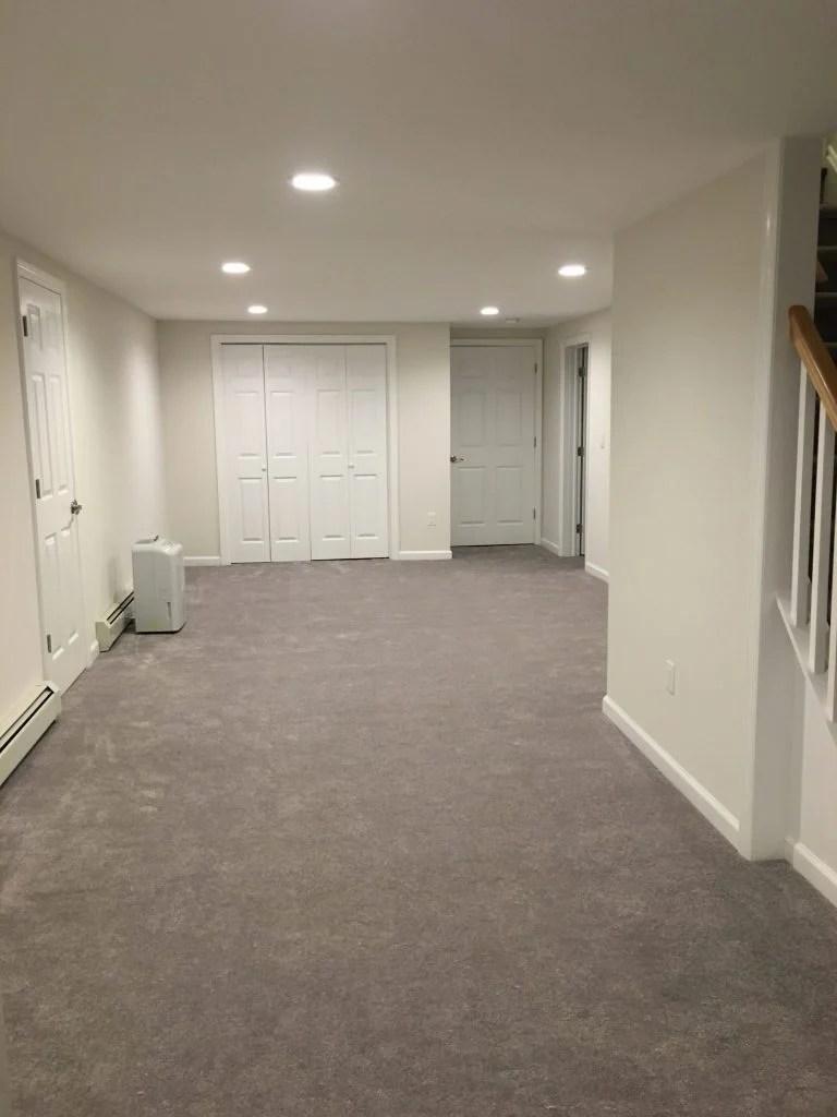 Basement Renovation Chatham NJ  Monks Home Improvements