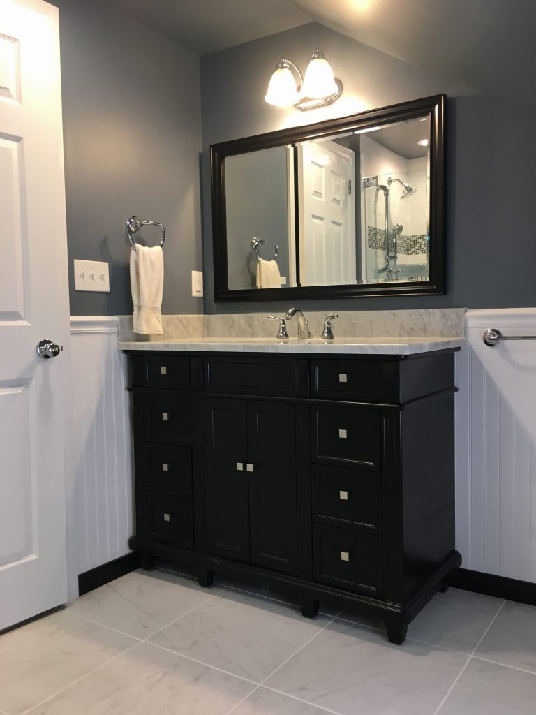 Master Bathroom Renovation Madison NJ  Monks Home Improvements