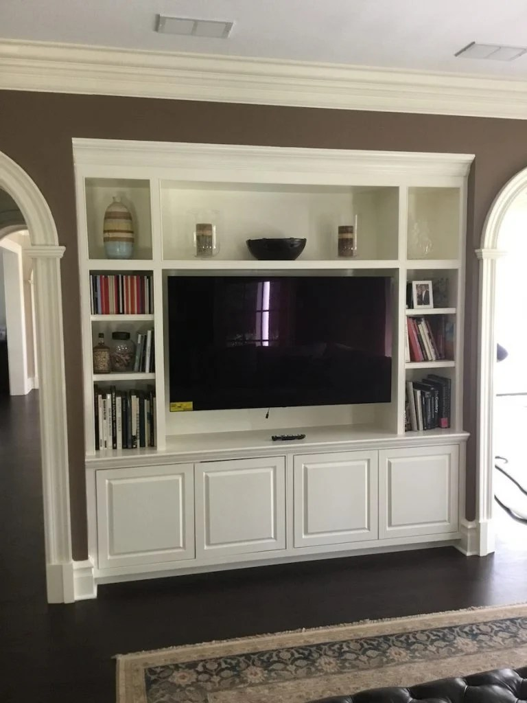 Adding Shelving And Storage To A New Jersey Home  Monk's