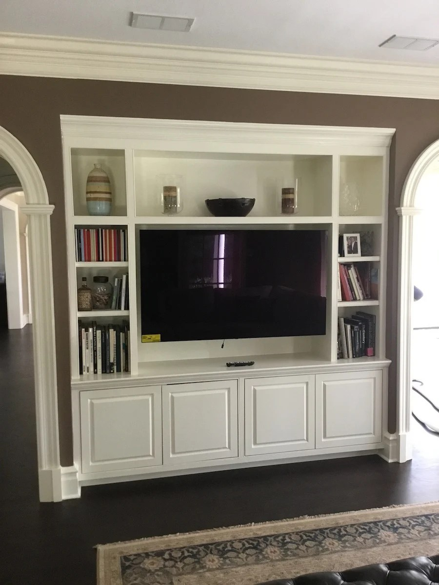 Adding Shelving and Storage to a New Jersey Home  Monks