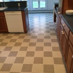 Kitchen Linoleum Vintage Formica Table And Chairs Laminate Floor Install Over In Madison Nj Monk S Old Looking Into The