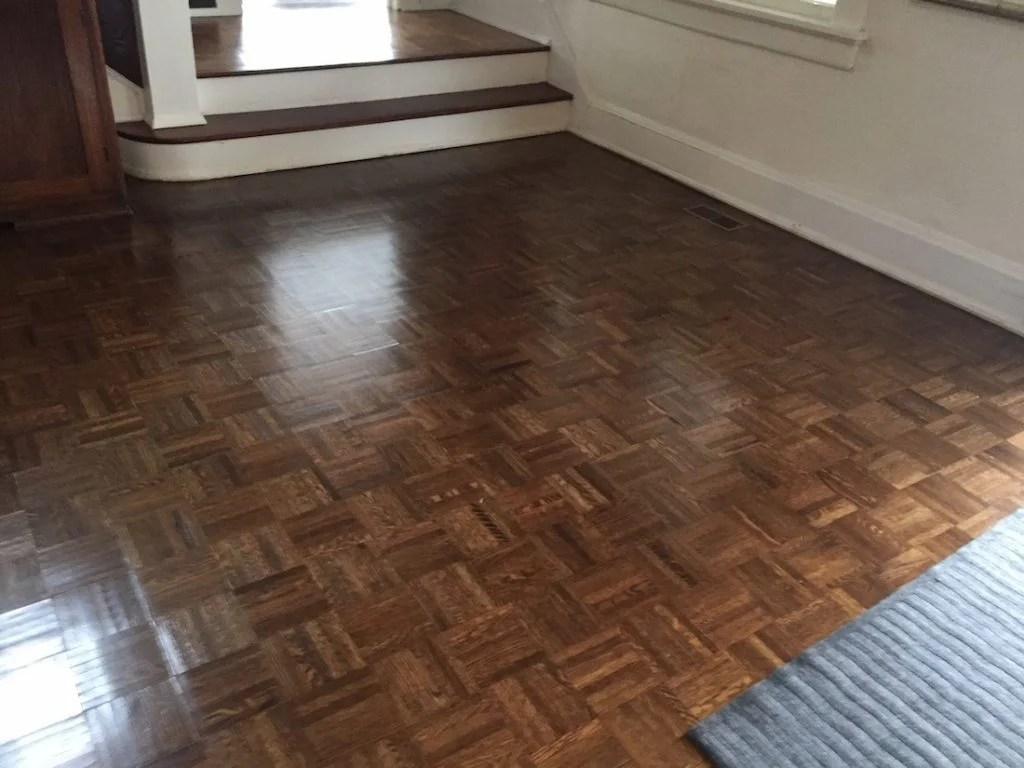 Refinishing Parquet Floors Grey  Carpet Vidalondon