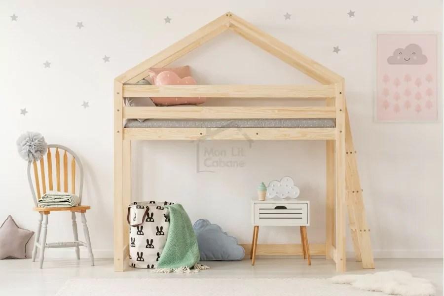 mon lit cabane