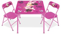 Disney Minnie Mouse First Fashionista Activity Table Se ...