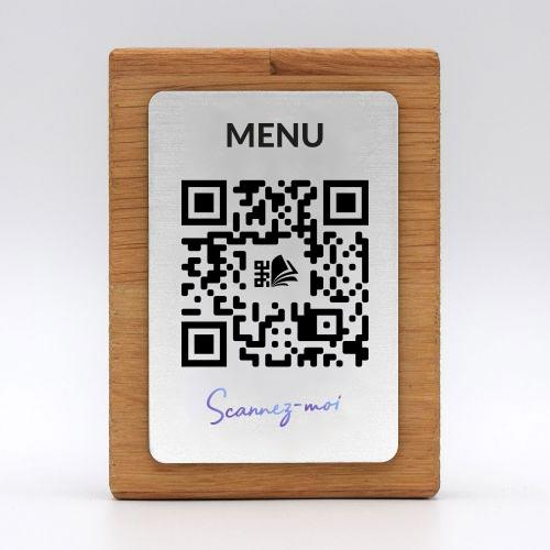 totem-premium-rectangle-vertical-bois-aspect-inox-mon-menu-360