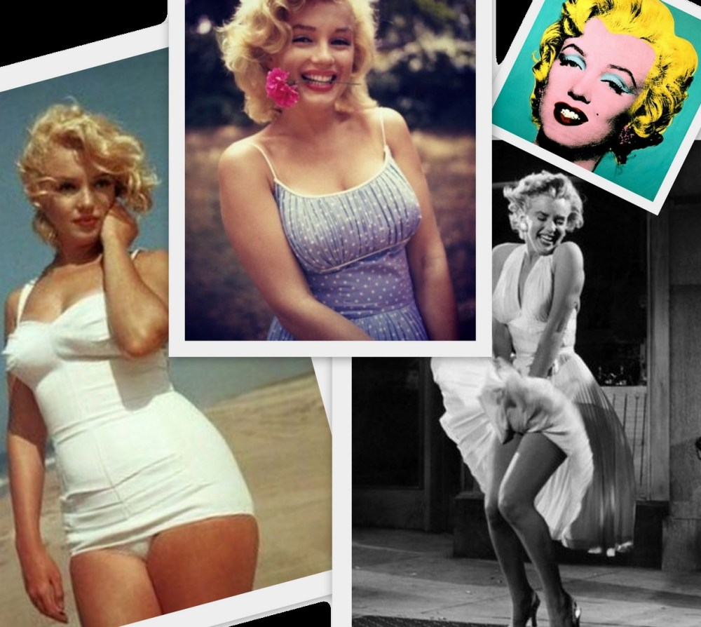 Happy Birthday to you... Miss Marilyn ! (1/6)