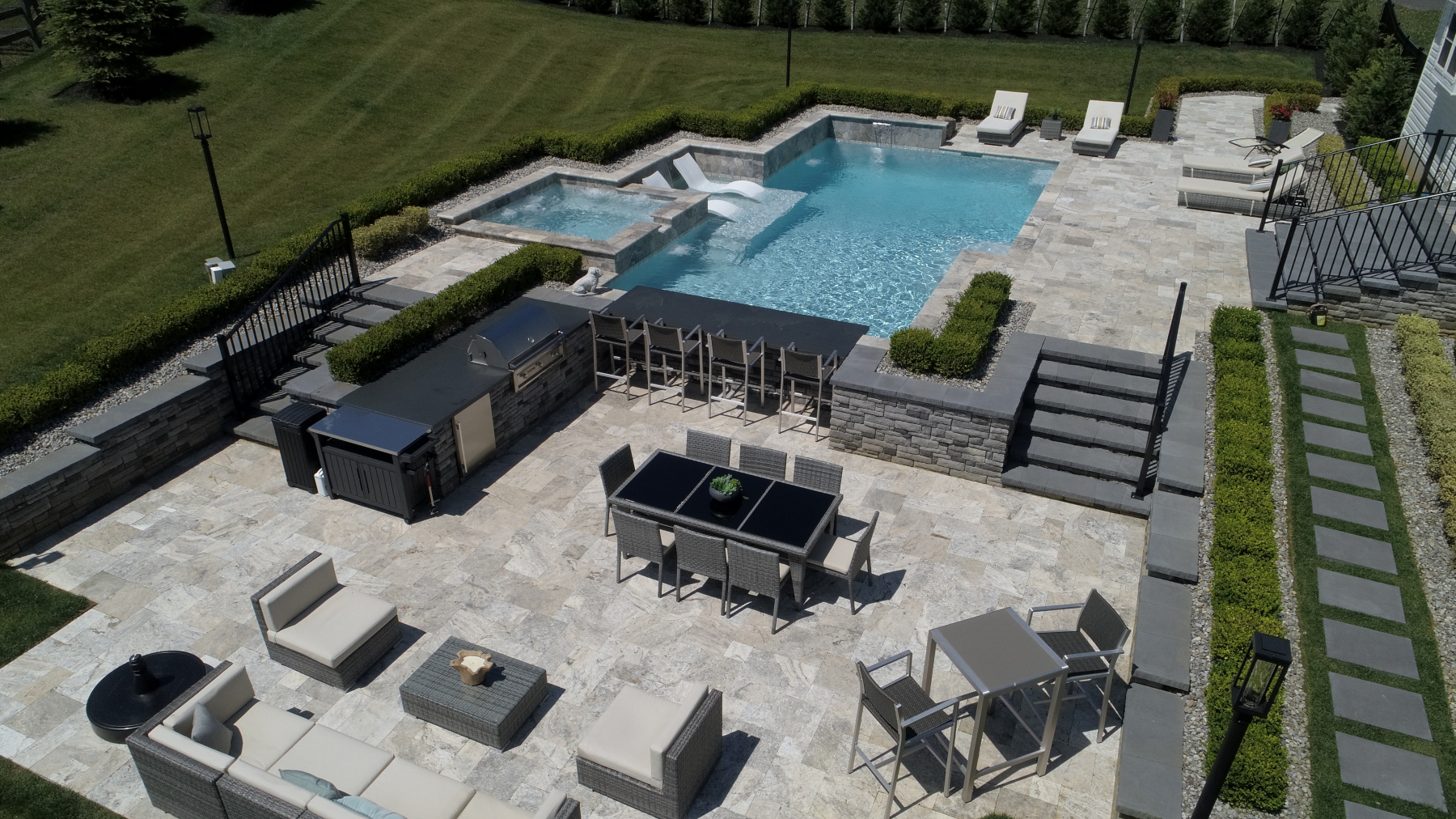 Inground Pool Builder Ocean NJ