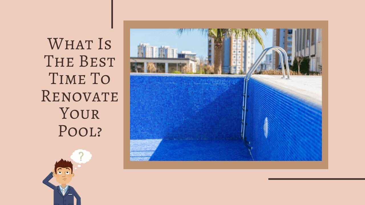 One of the best ways to cool off in the hot summer is a pool party, and a key element is great s. What Is The Best Time To Renovate Your Pool Monmouth Pools Nj