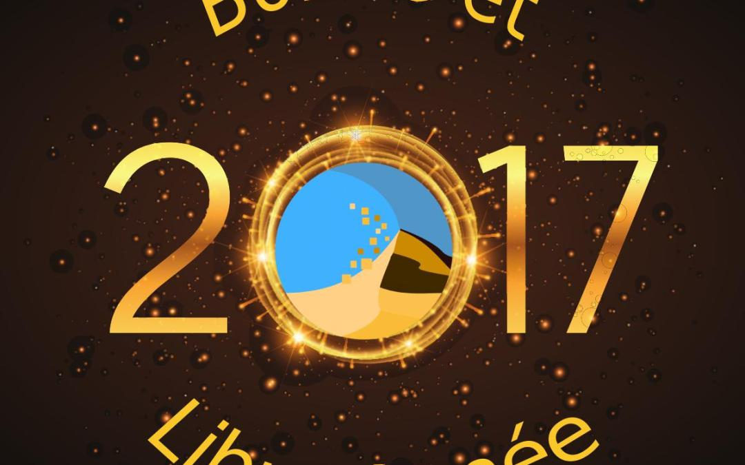 Nouvelle Année 2017, Année de la Monnaie Libre