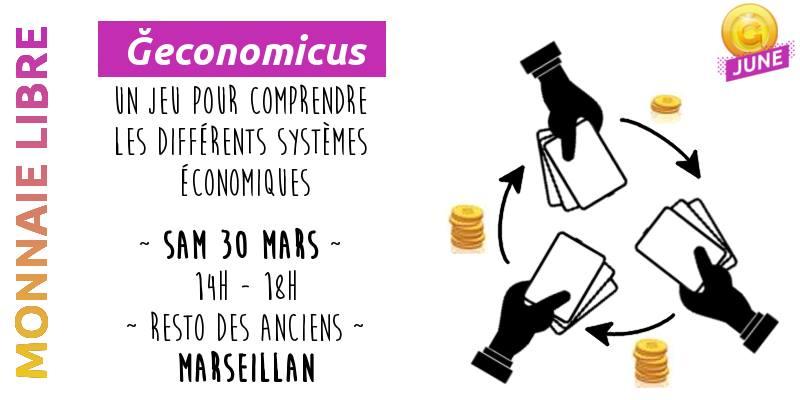 Geconomicus ~ Marseillan