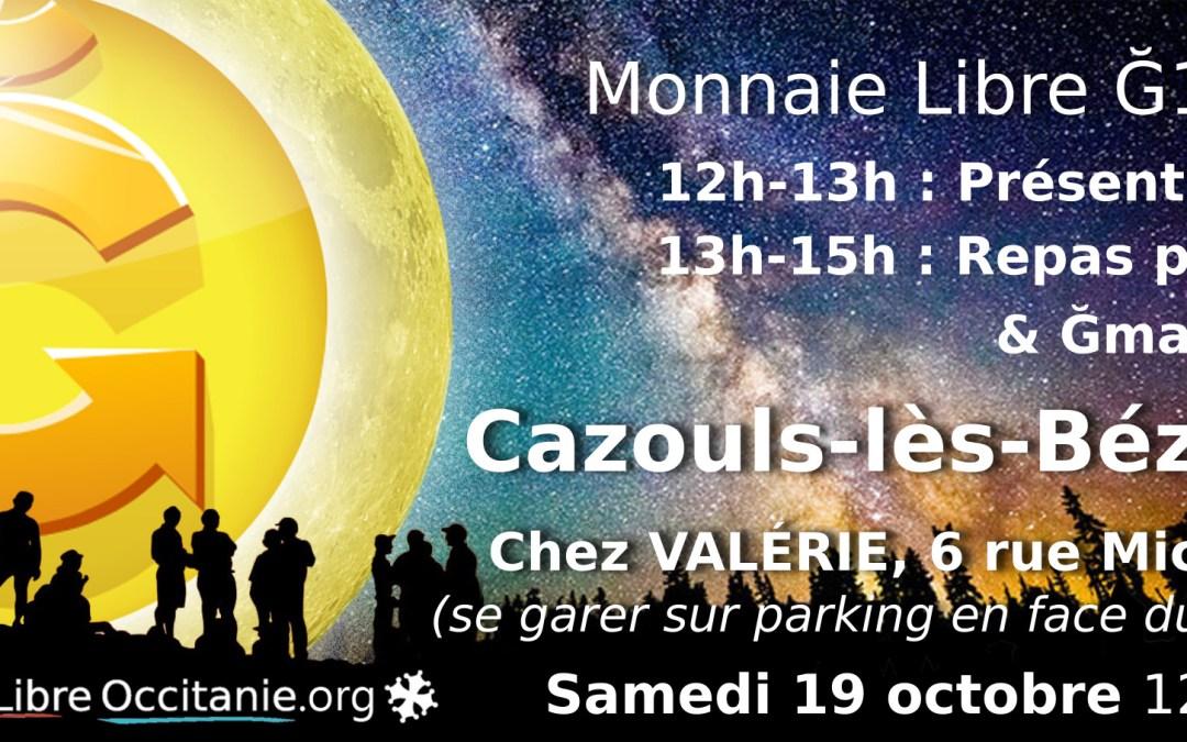 Marché Monnaie Libre à Cazouls-lès-Béziers