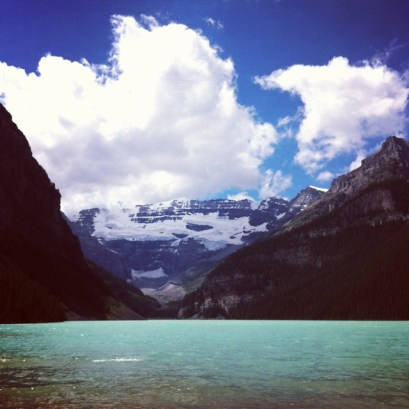 cloud lake louise