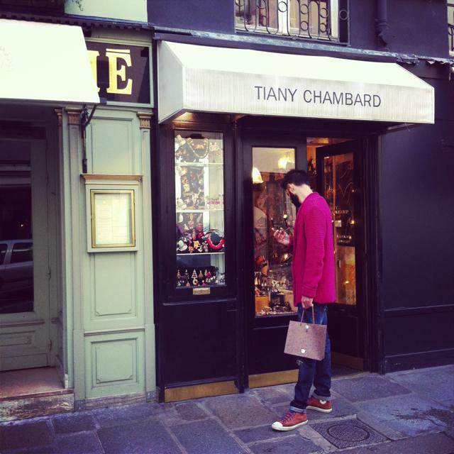 Formidable 21 Rue Bonaparte 75006 Paris #9: Monna McDiarmid