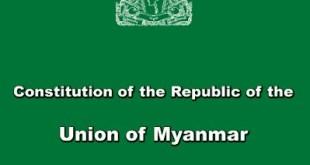 2008-Myanmar Constitution (internet)