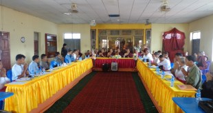 Mon National Party's formation meeting held (photo: IMNA)