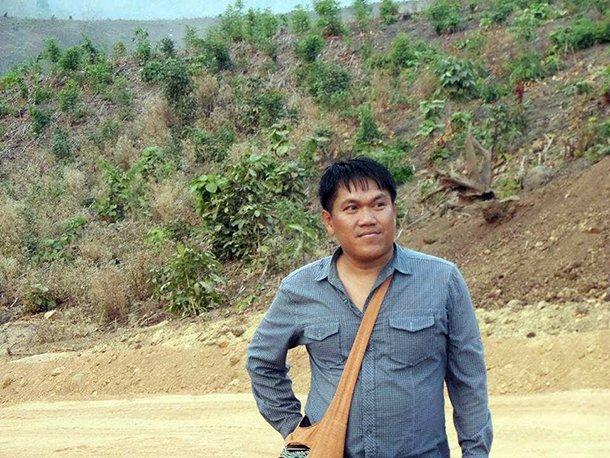 Freelance reporter Ko Par Gyi