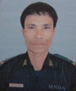 Crime ringleader Nai Mon Chan