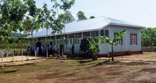 New primary-school building in Thaton Township (Photo: MOI)