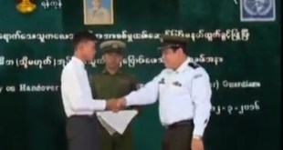"Ceremony for twelfth ""batch"" of discharged child soldiers (Photo: MOI)"