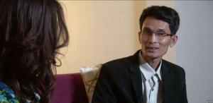 VOA Burmese's interview with Mon State Chief Minister (Photo: VOA)