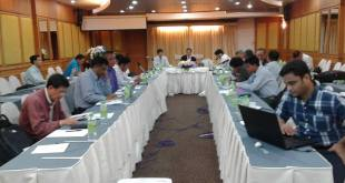 Ethnic armed groups in Chiang Mai discussed for the summit in Mai Ja Yang (Photo: DVB)
