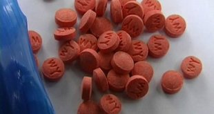 photo of methamphetamine