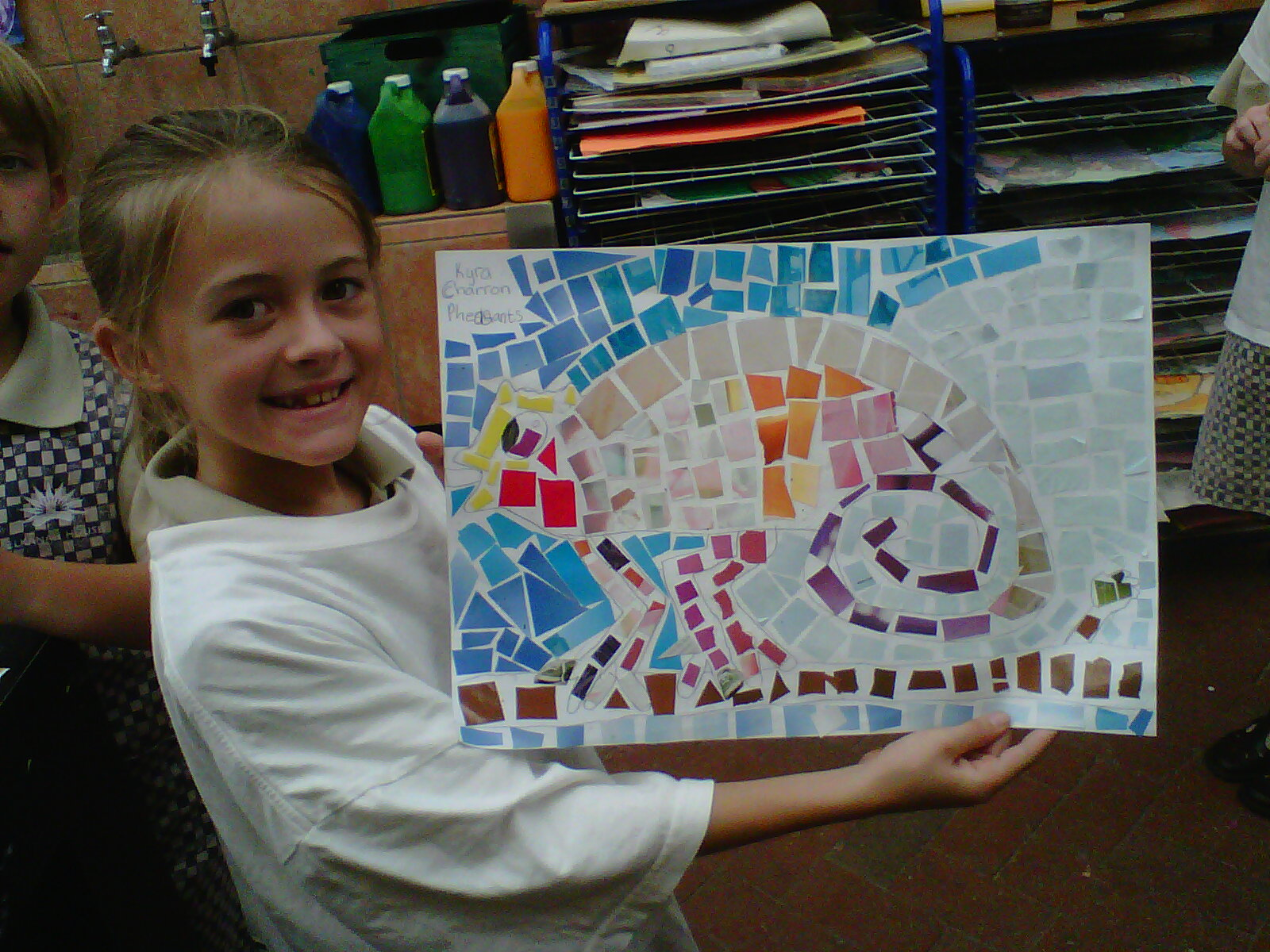 Cool Art Ideas For Grade 4