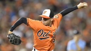 Donnie Hart turned out to be a lefty stopper in the O's 2016 bullpen.