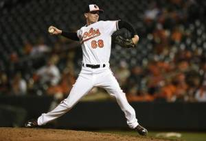 Parker Bridwell started in the minor leagues but his future may be in the bullpen.