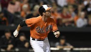Trey Mancini dazzled with his power in a historic debut week.