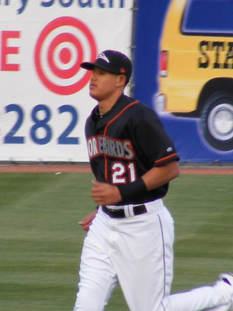 The Orioles prized prospect