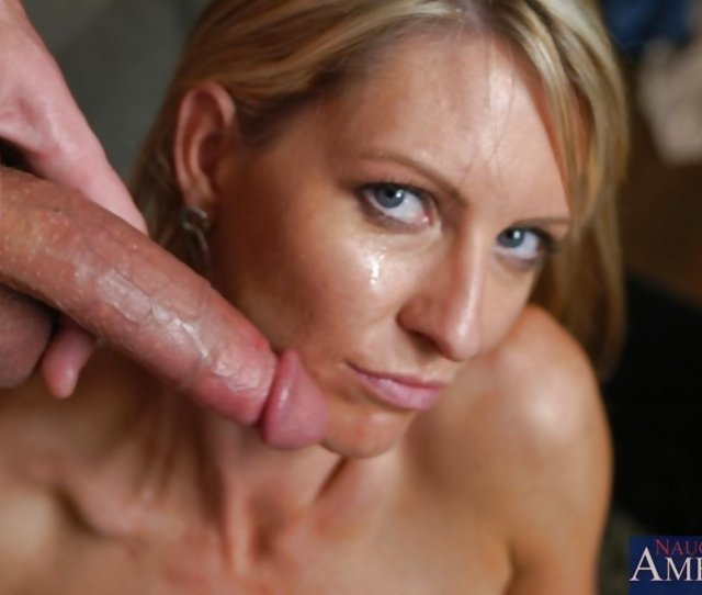 Hot Blond Milf Loves Young Cock Image
