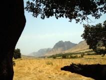 Landschaft Kurdistan