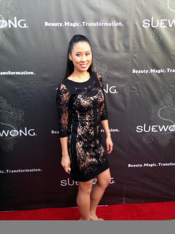 Sue Wong Great Gatsby Soiree Monochrome Effect