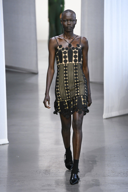 New York Fashion Week | Mr Self Portrait | Image via vogue.com