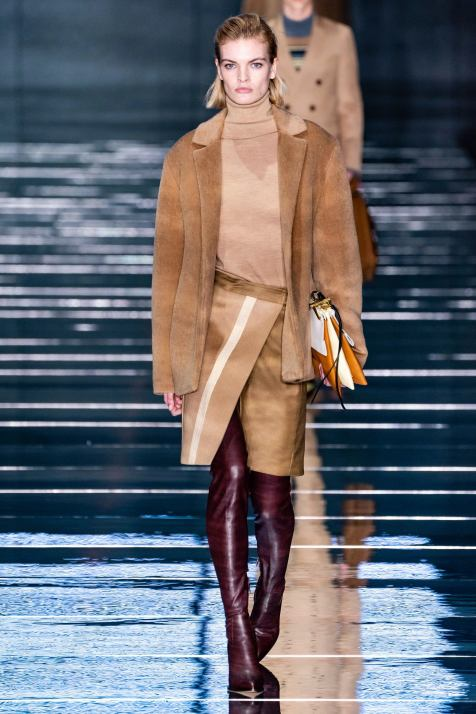 BOSS RTW AW19 / Hugo Boss / Vogue / Autumn Trends